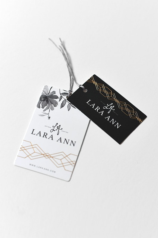 Beloved Pine Branding for Lara Ann Products