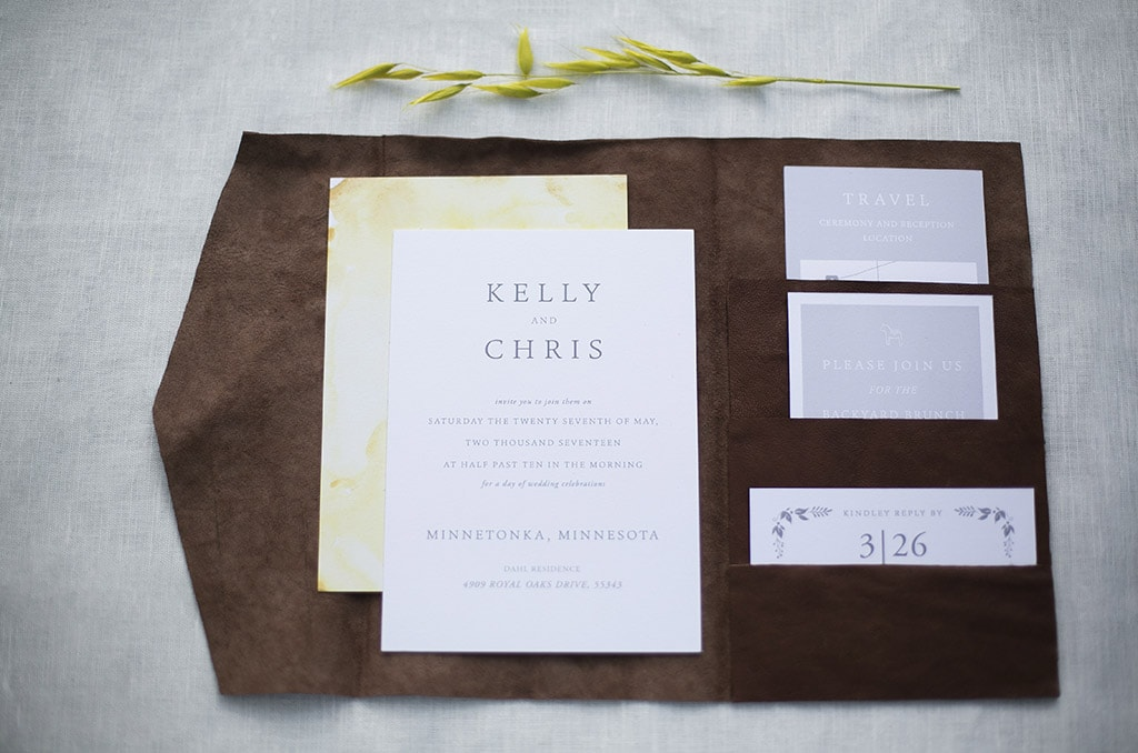 Scandinavian Midsummer Wedding Celebration art direction paper goods and styling